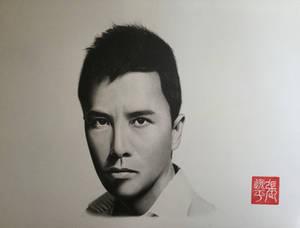 Donnie Yen Portrait