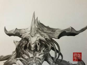 StarCraft 2 Zagara by yipzhang5201314