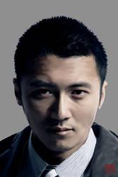 Nicholas Tse Portrait by yipzhang5201314