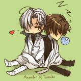 Sleepovers - YnM by Sesshoumaru-lover