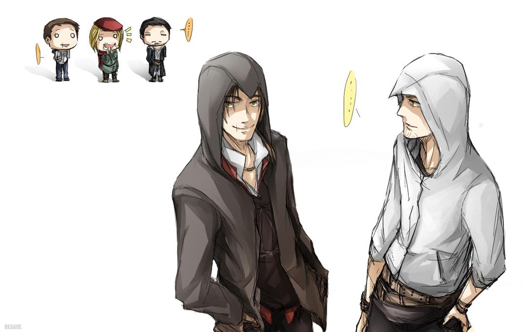 Modern Assassin Clothing | www.imgkid.com - The Image Kid ...