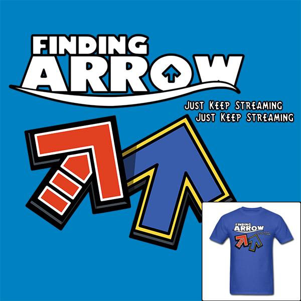 Finding Arrow by PeekingBoo