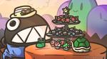 FREE WALLPAPER - Chain Chomp High Tea by PeekingBoo