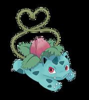 Ivysaur by Luna6294