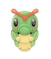 Caterpie by Luna6294