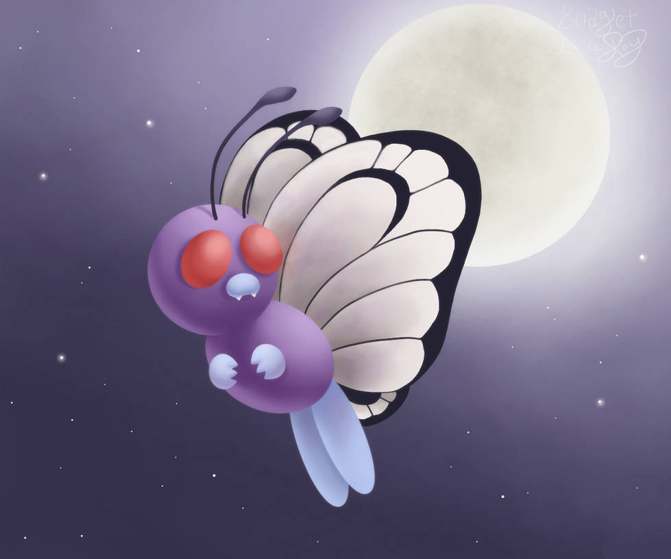 Butterfree by Luna6294