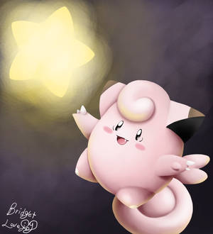 Reach for the Stars! (Clefairy)