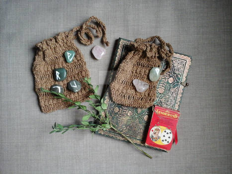 Lenormand and Tarot  Bag