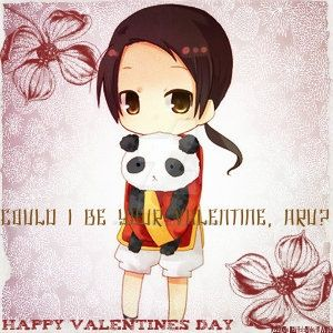 Yao Could Be Your Valentine by AriesGoddessofWar