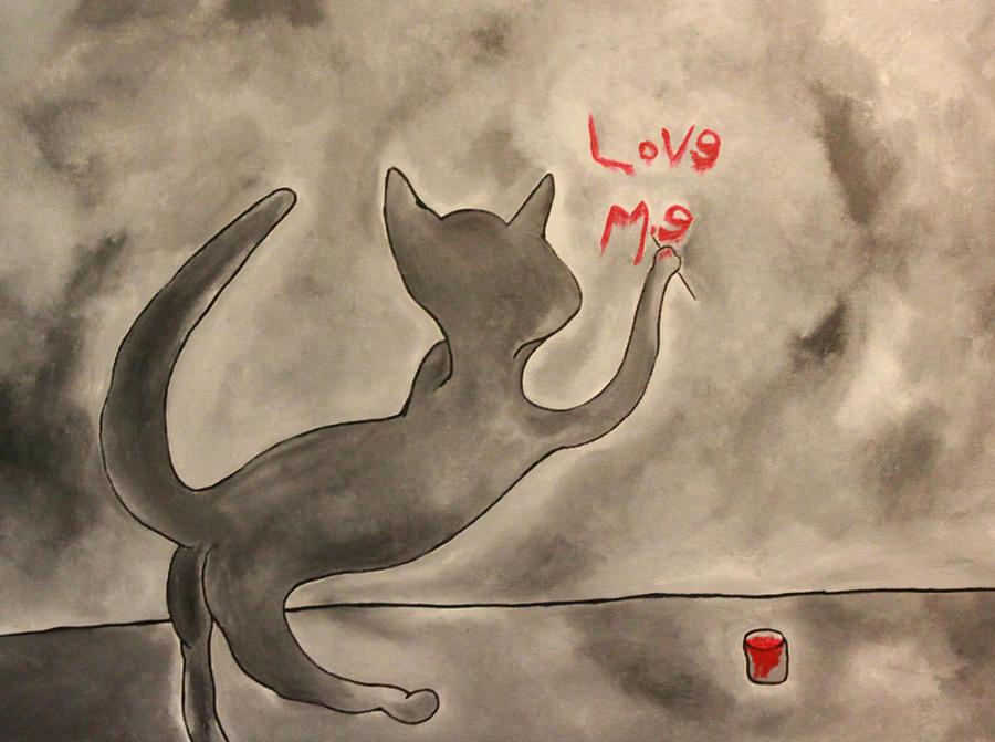 Love me by eddiebadapples