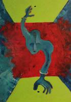 Blue Pill, Blue Pill by eddiebadapples