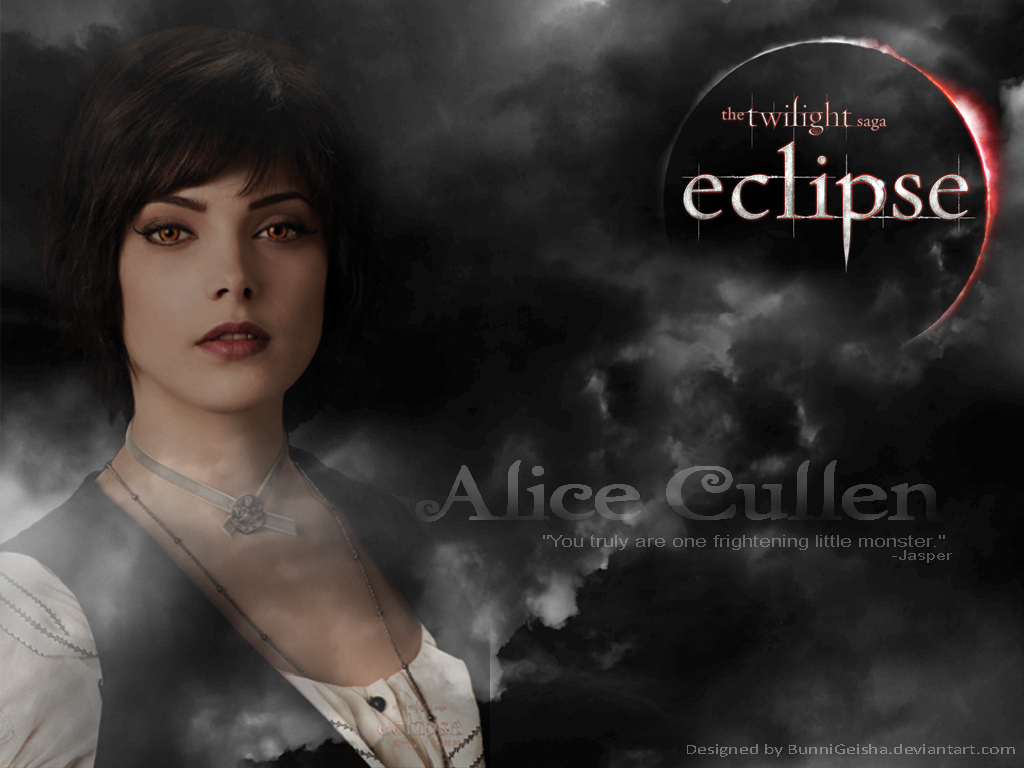 Eclipse Wall: Alice by BunniiChan