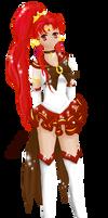 Eternal Sailor Vesta