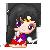 Sailor Mars Pixel by BunniiChan