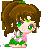Sailor Jupiter Pixel by BunniiChan