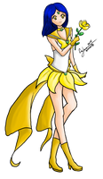 AT: Sailor Celandine by BunniiChan