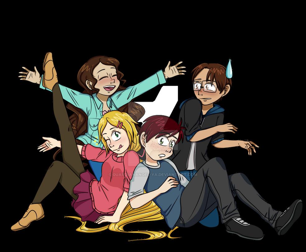 ~Squad cuties~