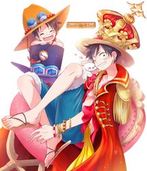 ONE PIECE PNG