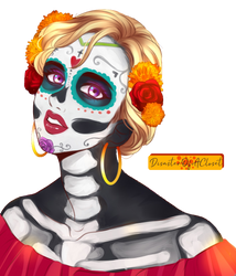 CATRINA PNG ONE