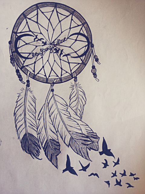 Tumblr Dreamcatcher Drawings | www.imgkid.com - The Image ...