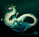 Celestial Dreamer by mudpaw