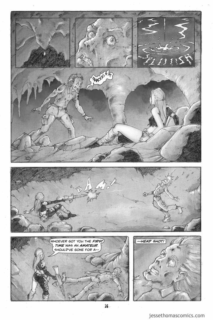 Night Craft #7 Page 16 by JesseThomas7800