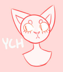 Cat YCH - OPEN by Dillpickle9559