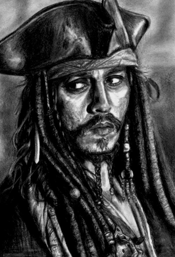 Jack Sparrow by alohaman636