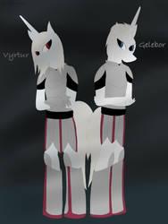 Gelebor and Vyrthyr by BlueDoberman