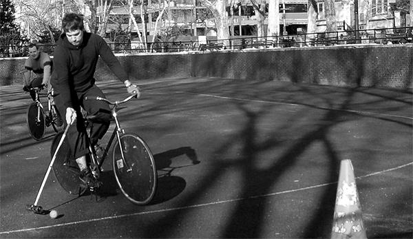 Bike polo by kommi