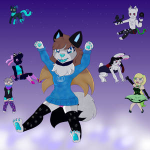 Stariaat 100k+ Contest Entry by Mysteryp0rtal