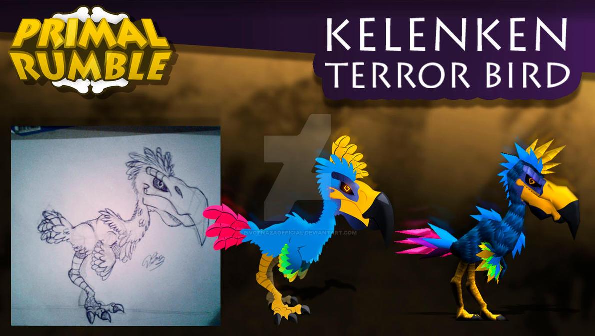 PrimalRumble - Kelenken process by PivotNazaOfficial