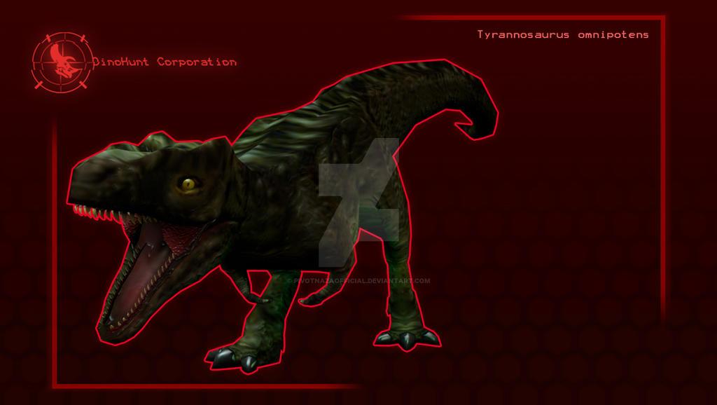 Carnivores Corporation : Tyrannosaurus by PivotNazaOfficial