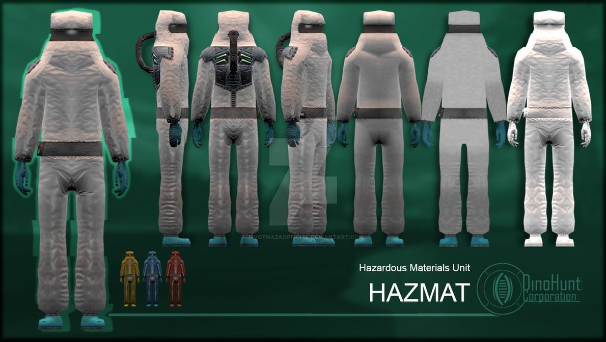 Carnivores Corporation : Hazardous materials unit by PivotNazaOfficial