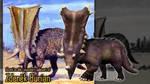 Carnivores : Chasmosaurus