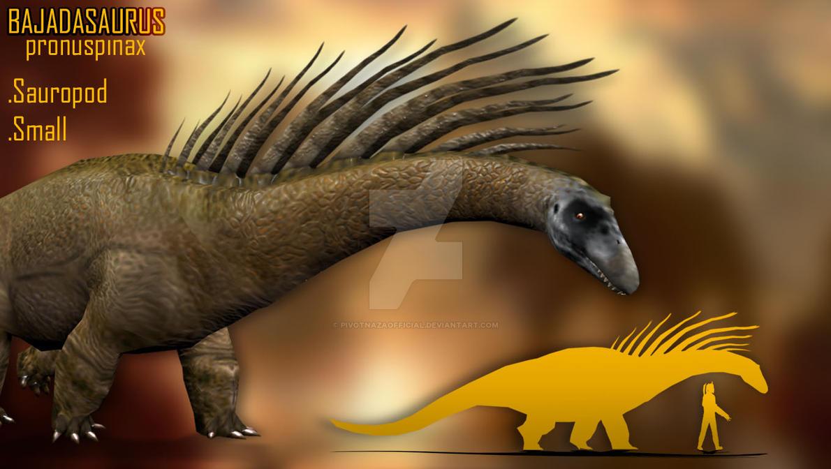 Carnivores Corporation : Bajadasaurus by PivotNazaOfficial