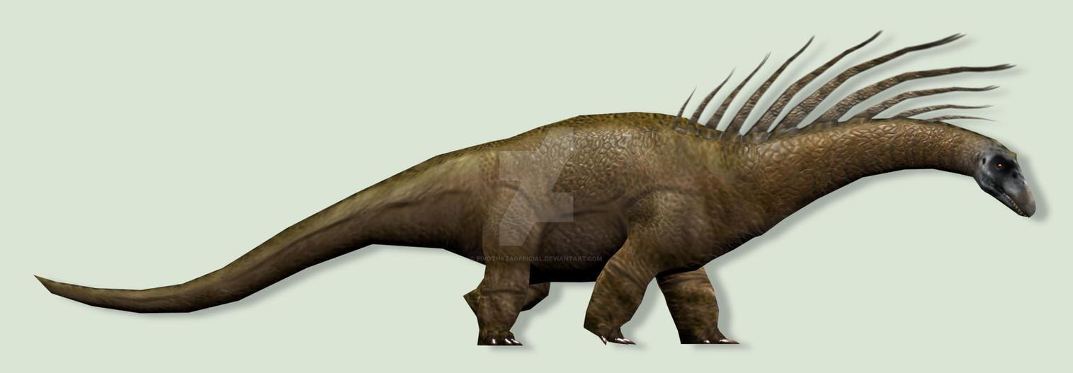 Carnivores : Bajadasaurus by PivotNazaOfficial