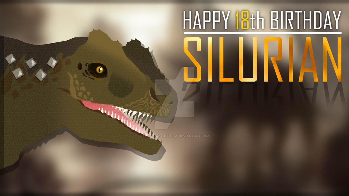 Happy Birthday Silurian by PivotNazaOfficial