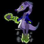 MLP FIM - Evil Weasel ( Commission )