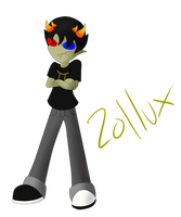 :AT: Sollux by Minkerdoodle