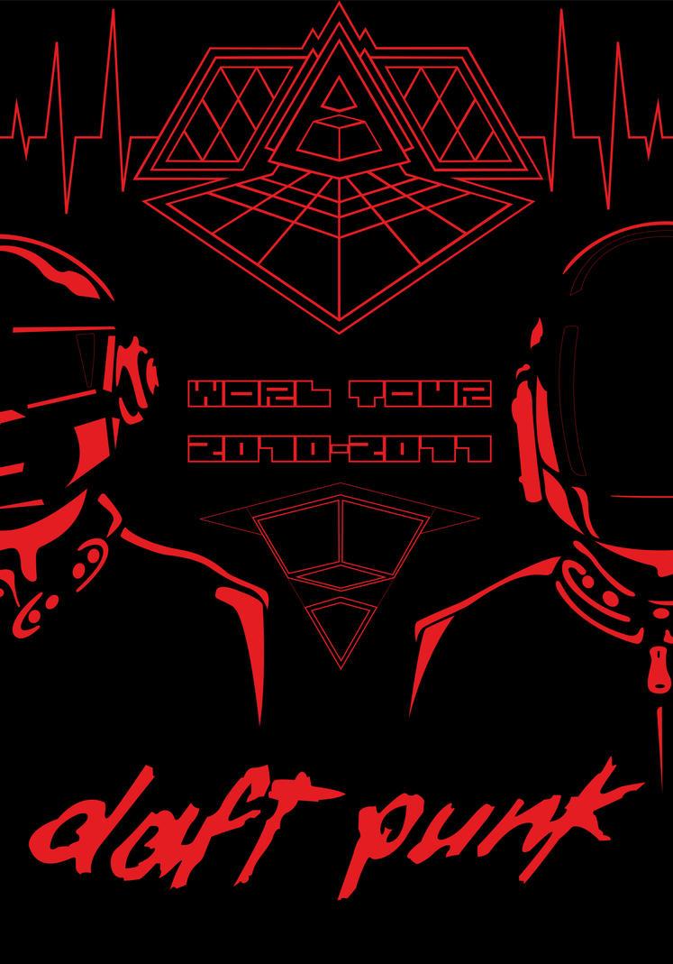 Daft Punk Next Tour