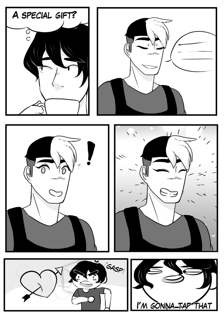 [Sheith Birthday Exchange] P4 by ChryseAngel