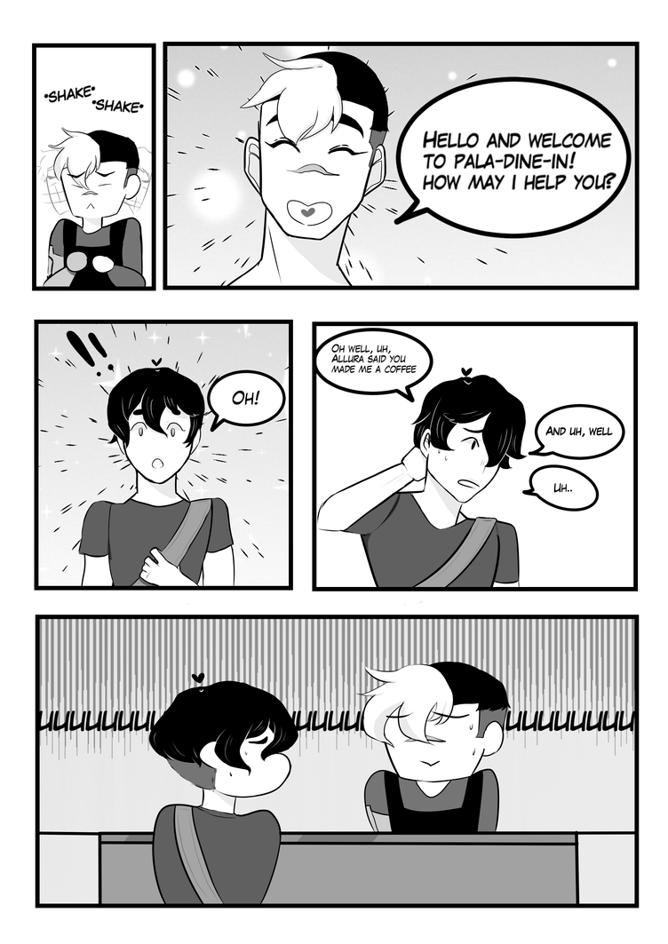 [Sheith Bday Exchange] P6 by ChryseAngel