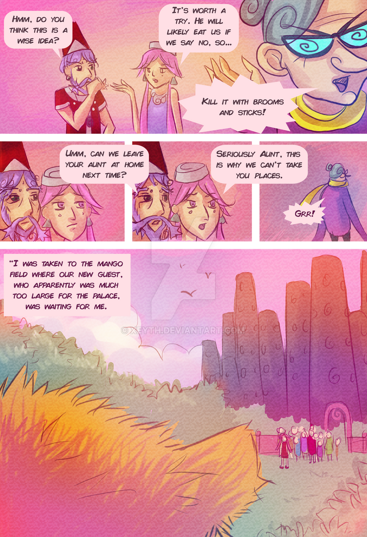 Cinnamon - Page 6 by Xeyth