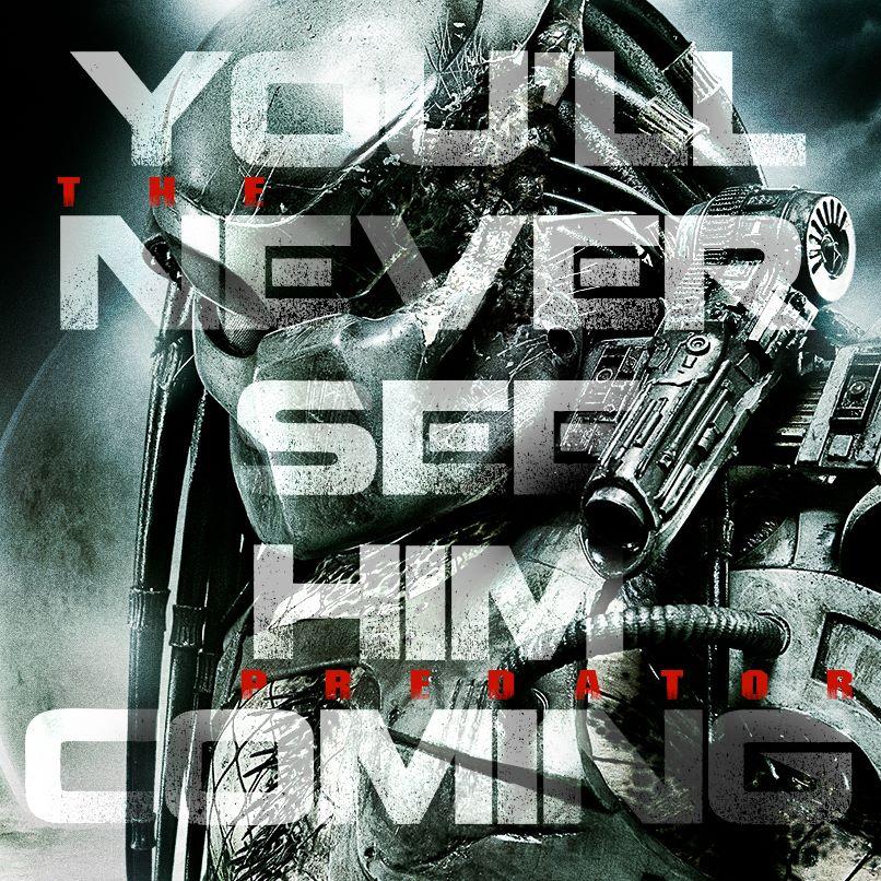 The-predator-poster by LordGojira
