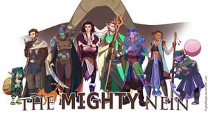CriticalROLE Campaign 2 - The Mighty Nein