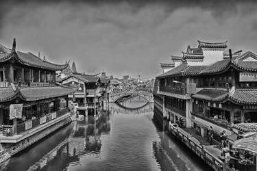Qibao Old Street Canal