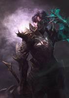 Magic swordsman by XiaoBotong