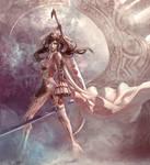 Pole goddess