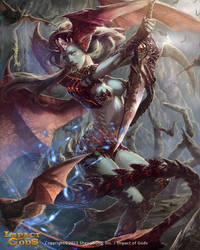 Devil Banshee by XiaoBotong